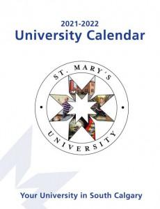StMU Academic Calendar 2021-22