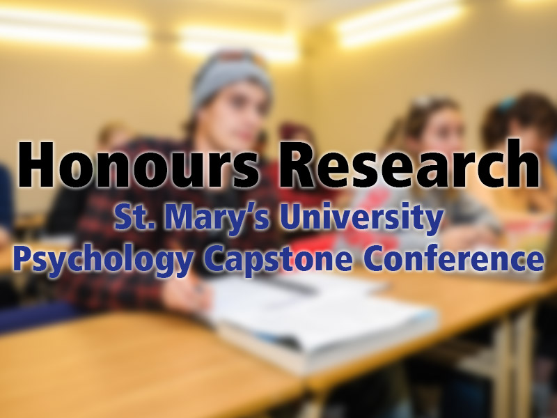 Psychology Honours Research Conference